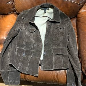 Brown Corderoy jacket